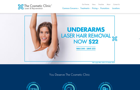 The Cosmetic Clinic